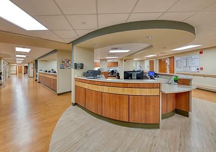 Memorial Health Systems: Interior Renovation for MMC 2E Oncology & 2E Medicine Units