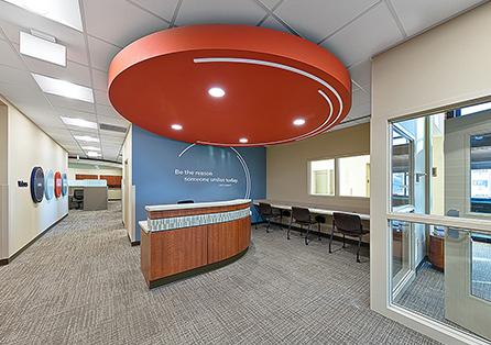 Memorial 932: Interior Renovation for Department of Human Resources